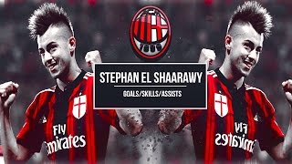 vuclip Stephan El Shaarawy | Welcome to AS ROMA | All Goals/Assist/Skills 2014/2015 | HD