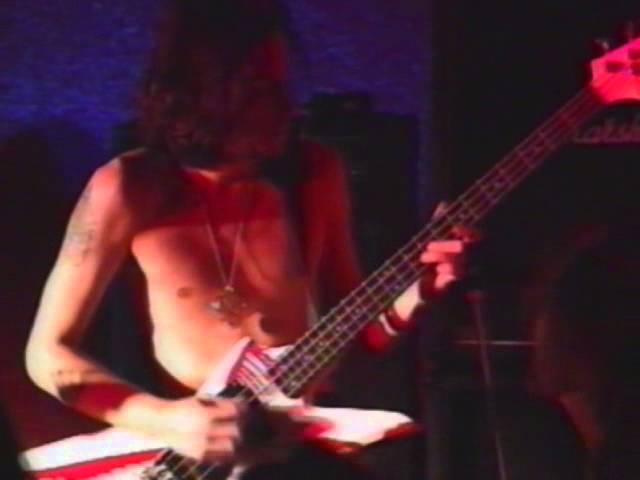 Rotting Christ Live Rose Club, Koln, 22 Dec 1993