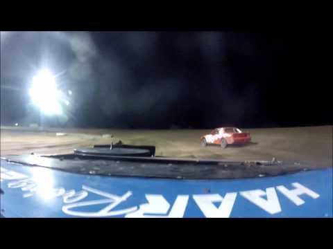 #29 mini stock mohave valley raceway heat 9/5/15