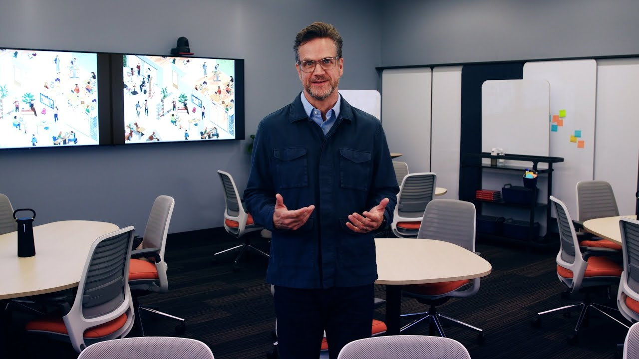 Neocon 2021 Activating Hybrid Learning Spaces