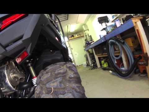 Cfmoto scap doors 2015 z8 doors install doovi for Porte zforce 800