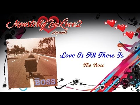 The Boss - Love Is All There Is (1994)