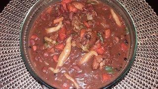 Chicken Stew Peas