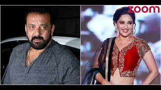 Sanjay Dutt To Opt Out Of 'Shiddat' After Madhuri's Entry? | Bollywood News