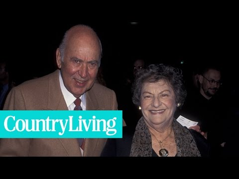 Carl and Estelle Reiner's Everlasting Love Story  Country Living