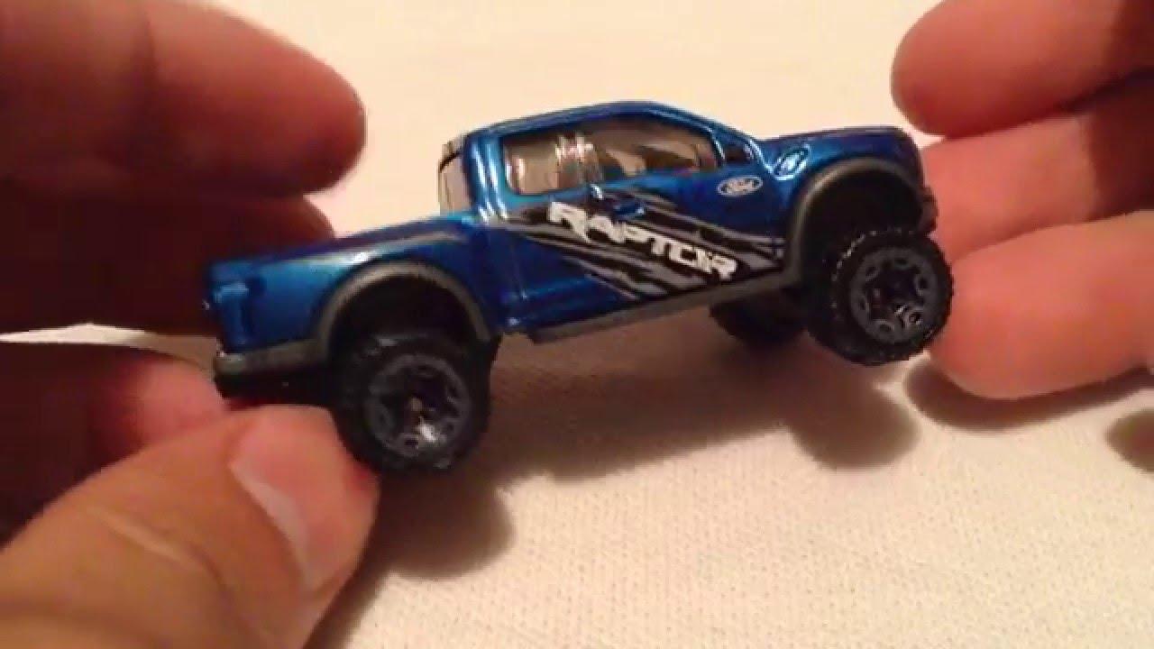 Hot Wheels 2017 Ford F...