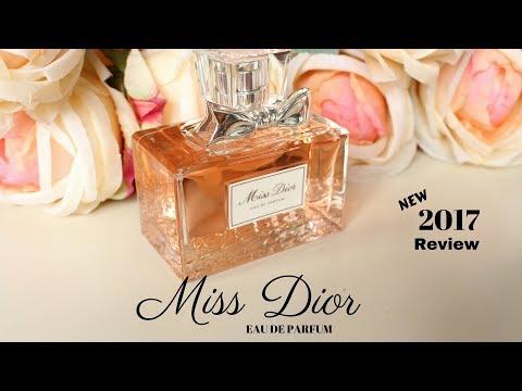 New Miss Dior Eau de Parfum 2017 | Review | Angela van Rose