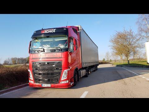 #truckerslifestyle s04 cz.3 || #Artdrive (84) NUDNY FILM Z TRASY DO HISZPANII
