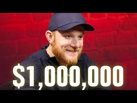 Jason Koon Is Heads Up For A MILLION DOLLARS