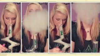 GIRLS CAN RIP BONGS TOO!