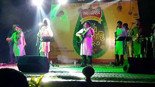 তোরা আ বাতাস কর বাতাস কর (batas kor) by gan pagol || shoeb || muktomoch, JU - live
