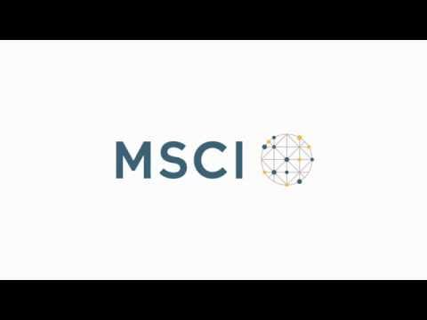 MSCI - Our Story