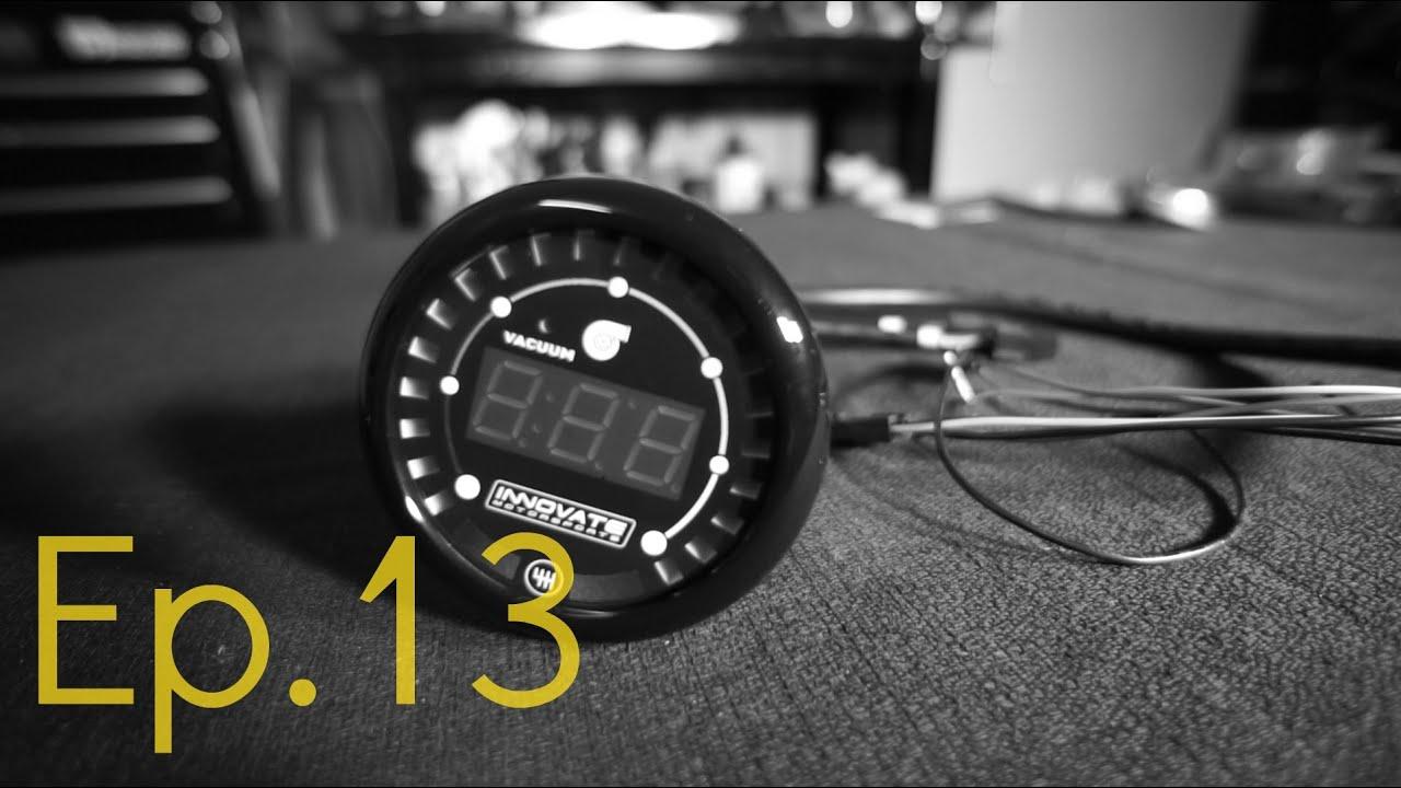 Innovate MTX Digital - Vacuum/Boost and Shift Light Kit Install ...