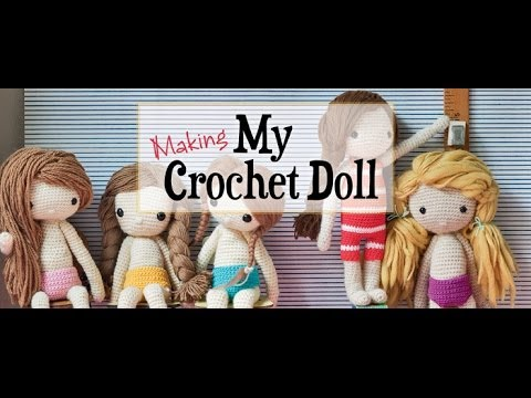 Flip-through Book Amigurumi Dolls - YouTube | 360x480