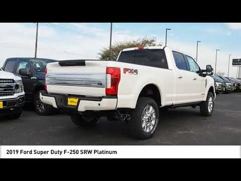 2019 Ford Super Duty F-250 SRW Platinum NewNew or Used 192878