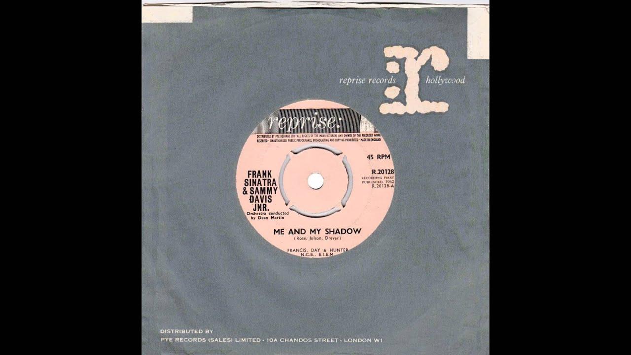 "Frank Sinatra & Sammy Davis Jr – ""Me And My Shadow"" UK Reprise"