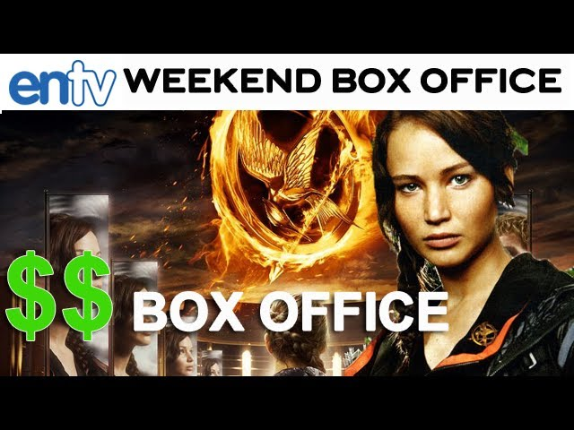 HUNGER GAMES BOX OFFICE RECORD: Jennifer Lawrence Top 5 Highest Grossing All-Time: ENTV