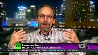 How the Universe Became Something out of Nothing | Interview with Lawrence Krauss