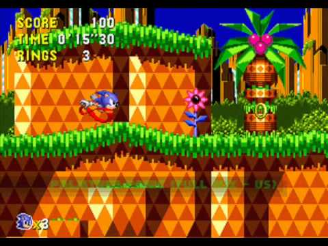 Sonic CD -