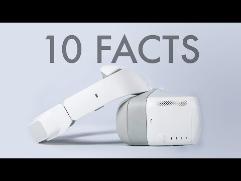 10 FACTS You didn't Know About DJI GOGGLES!!