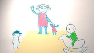 Бассейн и детский сад в ЖК SkySeven
