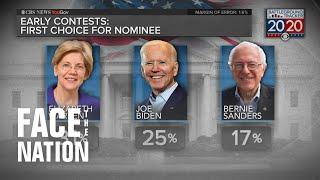 CBS News Battleground Tracker: Warren extends lead in early states
