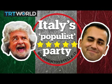Italy's Five Star Movement