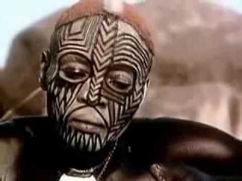 AFRICAN SPIRITUAL DANCE - IT'S IN OUR DNA (FROM BIRTH)