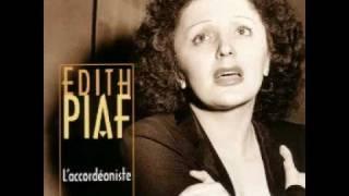 Edith Piaf - Les croix
