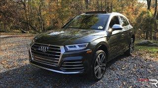 2018 Audi SQ5 – Redline: Review thumbnail