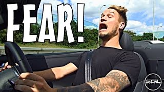 FACING MY FEAR: Driving a Convertible Car!
