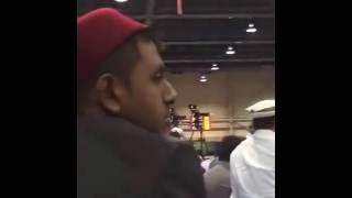 Bilal Rana Sahab Speech at Jalsa Salana USA 2016 - 2nd Day Session
