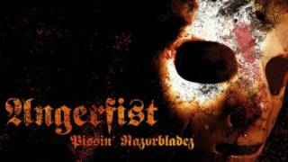 Watch Angerfist A Touch Of Insanity video