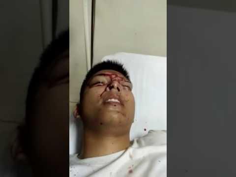 Pelaku penusukan anggota polisi (cikokol-tangerang)