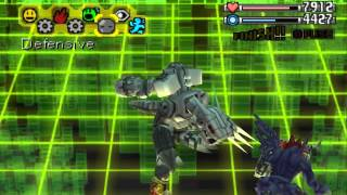 Digimon World: Final Battle vs Machinedramon