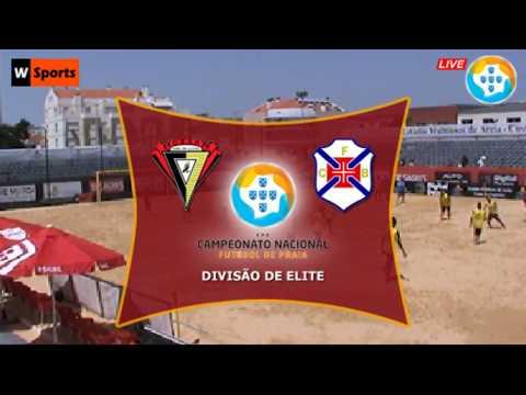 🎥 Futebol de Praia ⚽ Divisão de Elite 🔴 LIVE