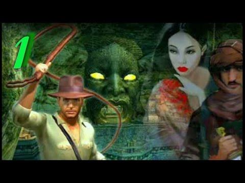 Indiana Jones and the Emperors Tomb HARD Chapter 1: Ceylon | Gameplay Walkthrough