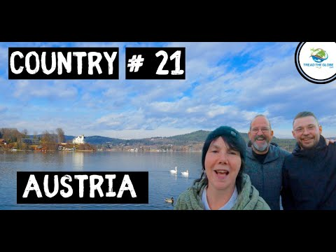 First Impressions of Austria on our vanlife adventure drive around the world