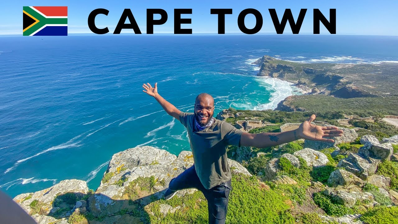 Cape Town, South Africa IS NOT WHAT YOU THINK!