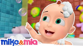 Bath Song | Bathing Song for Babies