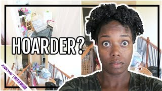 AM I A HOARDER? DECLUTTER WITH ME  and CLEAN WITH ME 2019 🏠 SUNDAY SETUP