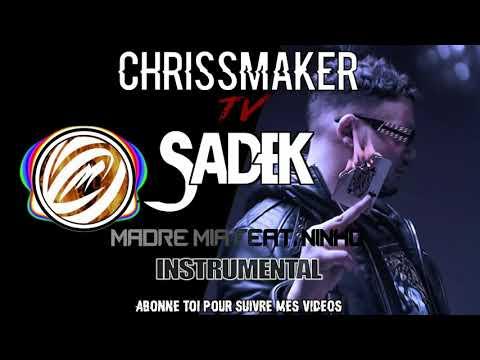 Sadek - Madre Mia feat. Ninho Instrumental Beat Maschine