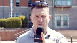 Tommy Robinson: The truth about my 4 a.m. arrest