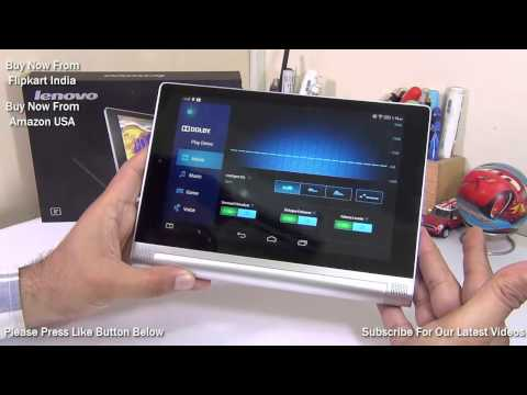 Lenovo Yoga Tablet 2 Full Review- All You Need To Know