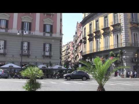 Napoli (Naples), Italy - 21st August, 2011