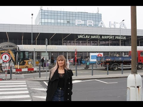 Аэропорт в Праге. Vaclav Havel Airport Prague