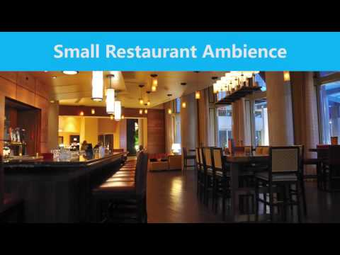 30 MINUTES - Small Restaurant Ambience (CC BY 4.0)