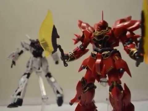 Gundam Battle Mashup Stopmotion