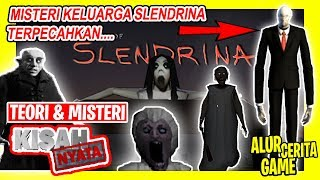 TEORI DAN MISTERI  SLENDRINA GRANNY SLENDERMAN | MEREKA SEKELUARGA !?