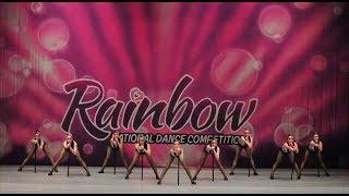 Rainbow Dance competition vlog!